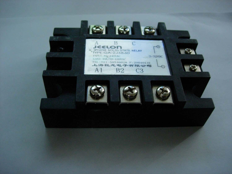 固态继电器的输入电压范围较宽,驱动功率低,可与大多数逻辑集成电路