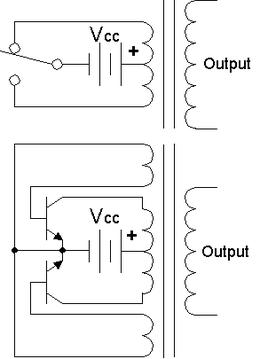 三.逆变器的电路描述
